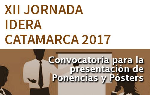 imagen ponencias XII Jornada Catamarca2017